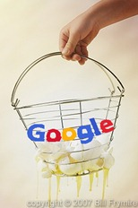nu pune toate ouale in cosul google